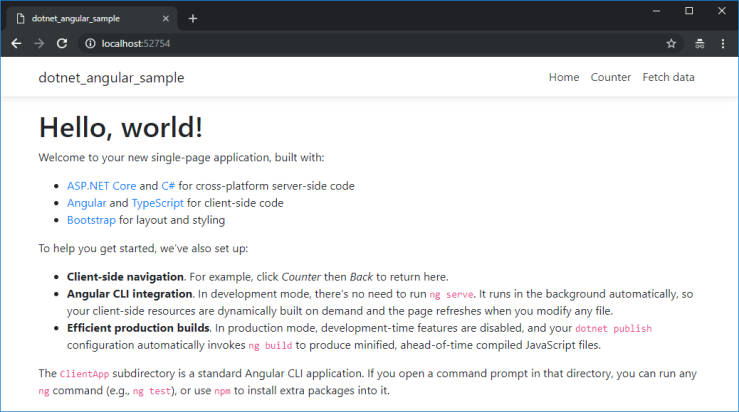 Setup Azure DevOps YAML pipeline to publish a  NET Core